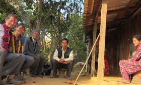 2015.12.03 dwa tygodnie w Nepalu