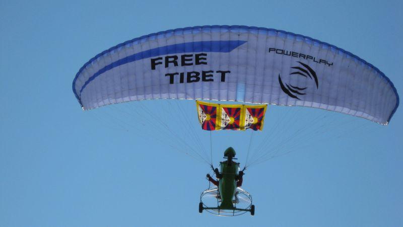 strona Solidarni z Tybetem